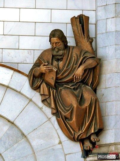 Святой апостол Андрей Первозванный - фото 71188 Incognito