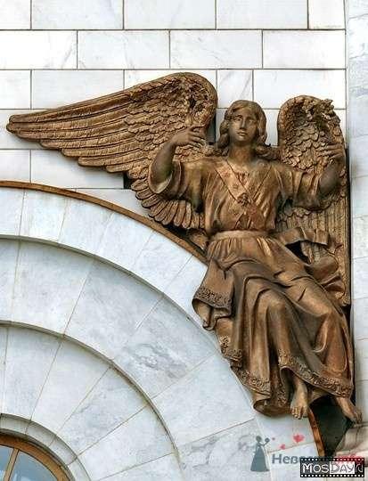 Фото 71211 в коллекции Храм Христа Спасителя - Incognito