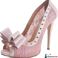 розовые туфли, Gianmarco Lorenzi _1