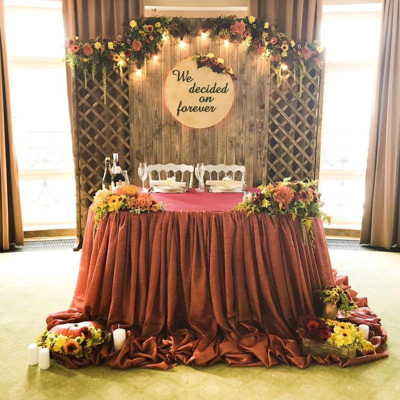 """Фото 18469814 в коллекции Ресторан """"Garden Ring"""" - Flowerwave decor - оформление и декор"""