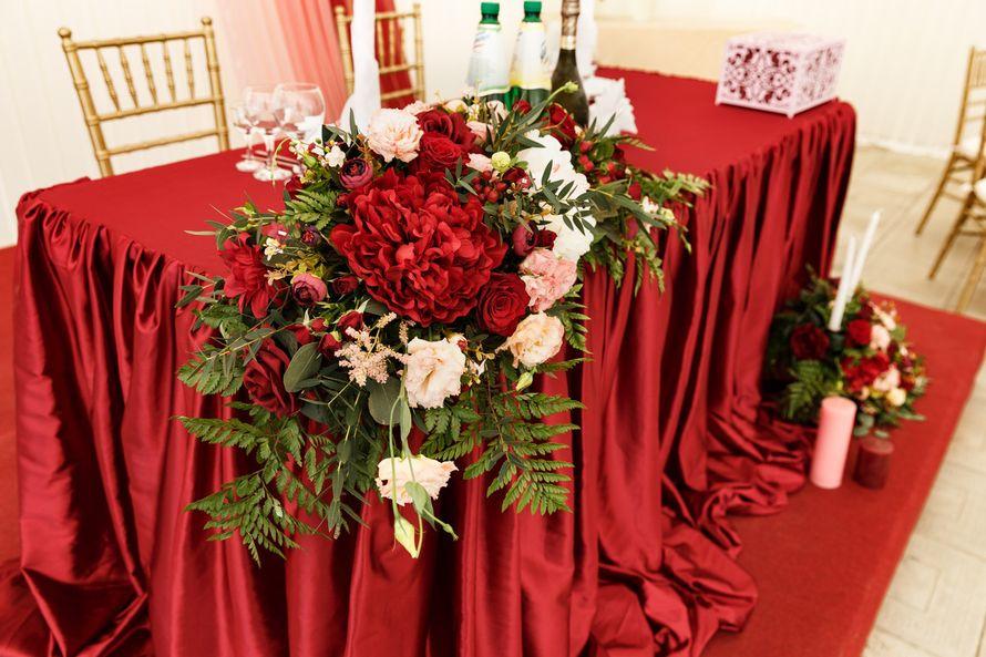 """Фото 18469858 в коллекции Шатер """"Pirogovo-Event"""" - Flowerwave decor - оформление и декор"""