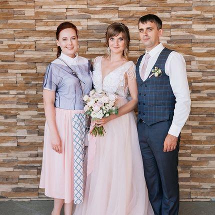 Координация свадьбы - на полдня