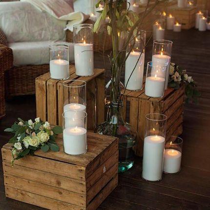 Аренда насыпных свечей