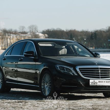 Аренда авто Mercedes S222