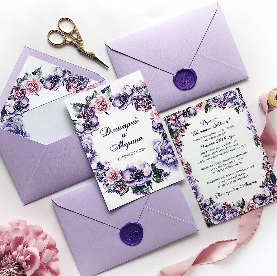 Полиграфия свадебные приглашения новосибирск