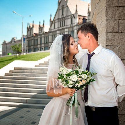 Фотосъемка полного свадебного дня, 10 часов