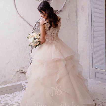 Жозефин - пышное платье