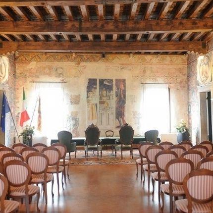 Организация свадьбы в Treviso