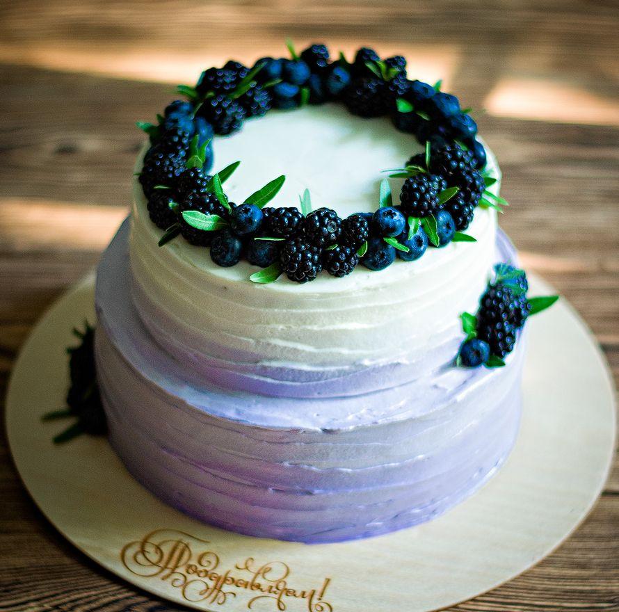 Фото 17970090 в коллекции Торты - Cake Wille - кондитерская