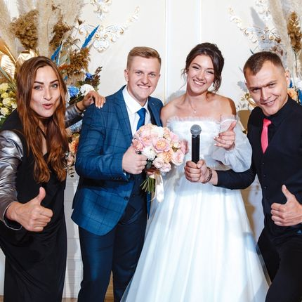 Создание и проведение свадьбы, 6 часов