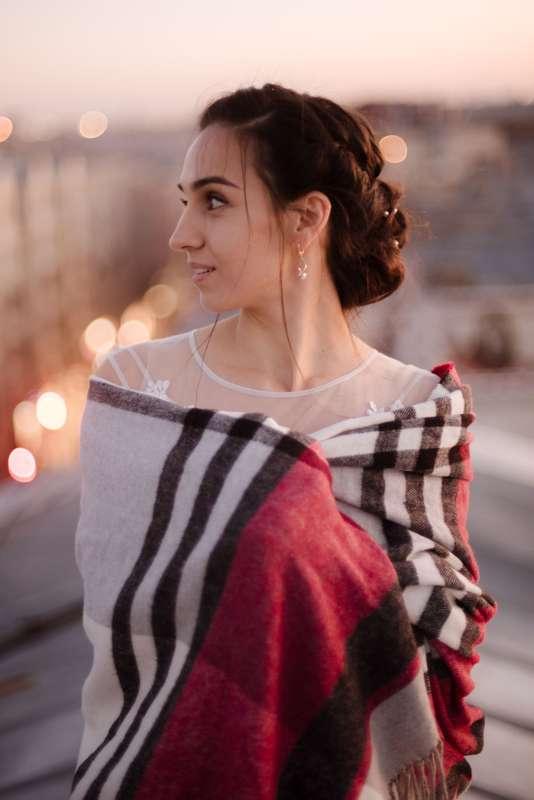 Фото 19457032 в коллекции Романтика Петербургских Крыш - Визажист-стилист Александра Артемова