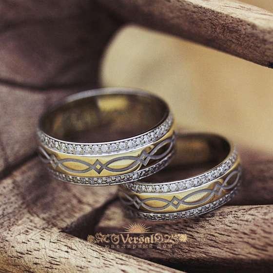 Обручальные кольца Краснодар - фото 18048850 Ювелирный Дом Versal