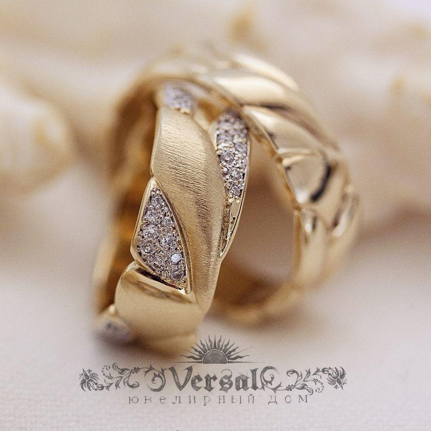 Обручальные кольца Краснодар - фото 18048982 Ювелирный Дом Versal