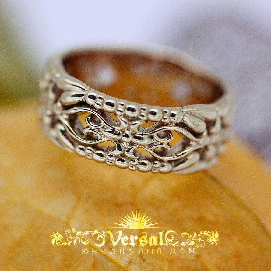 Парные обручальные кольца