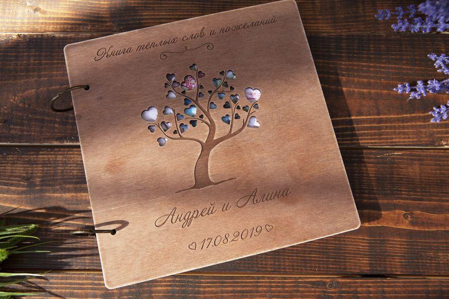 Альбом для пожеланий