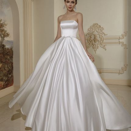 Платье А-силуэта от O.Sposa