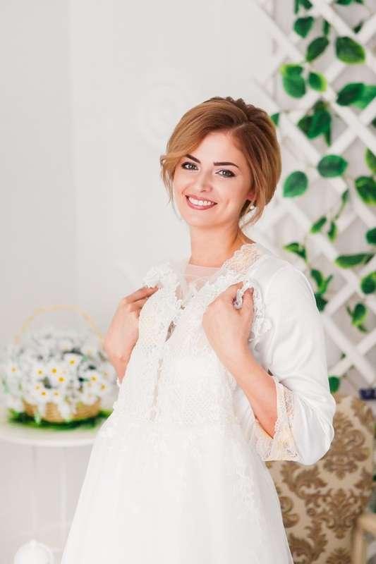 Фото 18157728 в коллекции Свадебное портфолио - Стилист-визажист Илона Соколюк