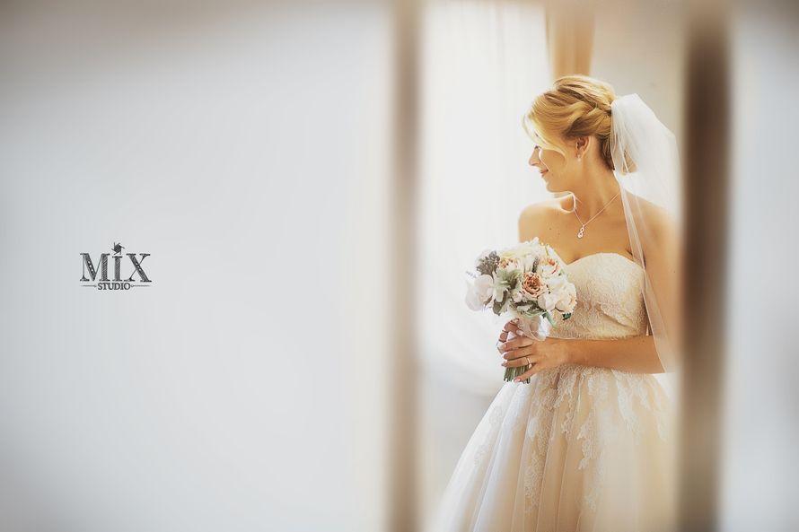 Фотосъёмка неполного дня - пакет Утро невесты