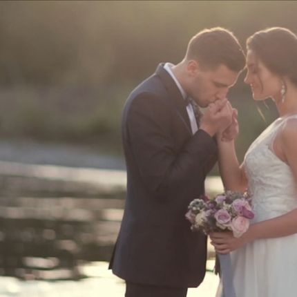Видеосъёмка свадебного клипа
