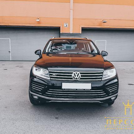 Аренда Volkswagen Touareg, 2016 г.