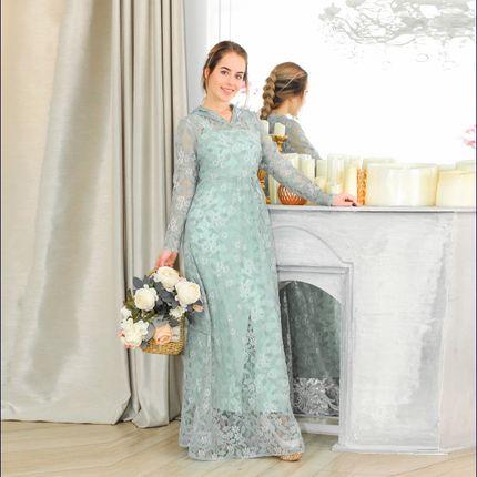 Платье 1862