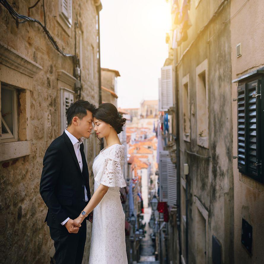Фото 18259092 в коллекции Свадебная фотосессия в Дубровнике - Фотограф Максим Мота