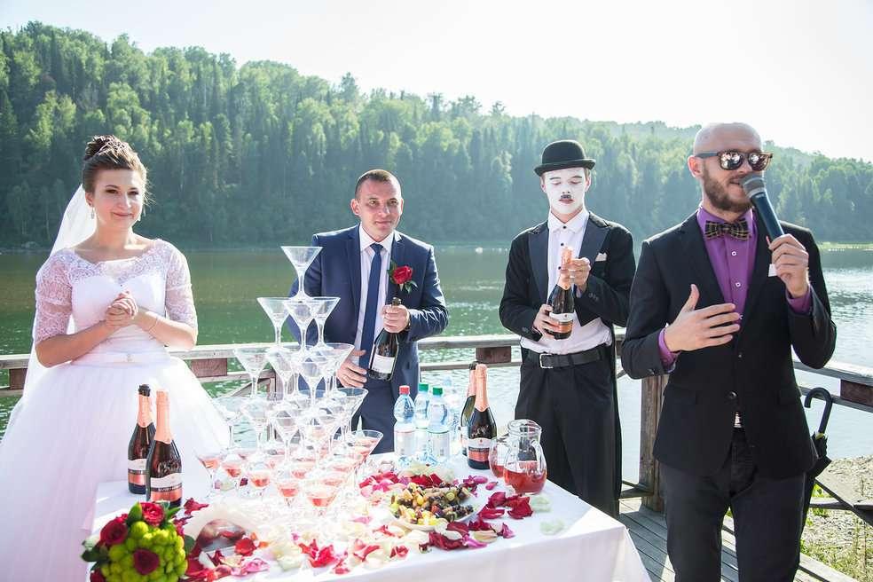 Фото 18261062 в коллекции Свадьбы  - Ведущий Николай Леоненко