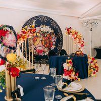 Комплексный декор свадьбы
