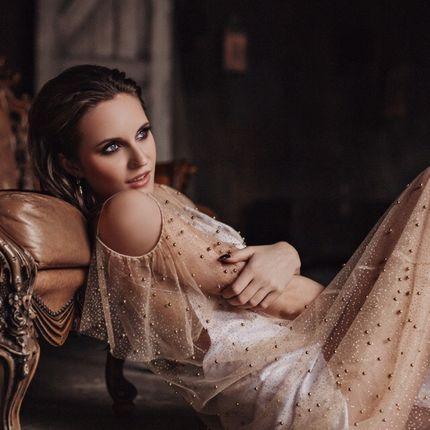 Платье Gold Vine