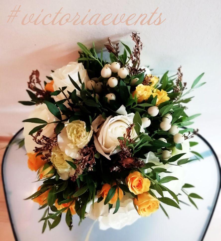 Фото 18313290 в коллекции Свадьба Елены и Владмира - Студия свадебного декора Victoriaevents