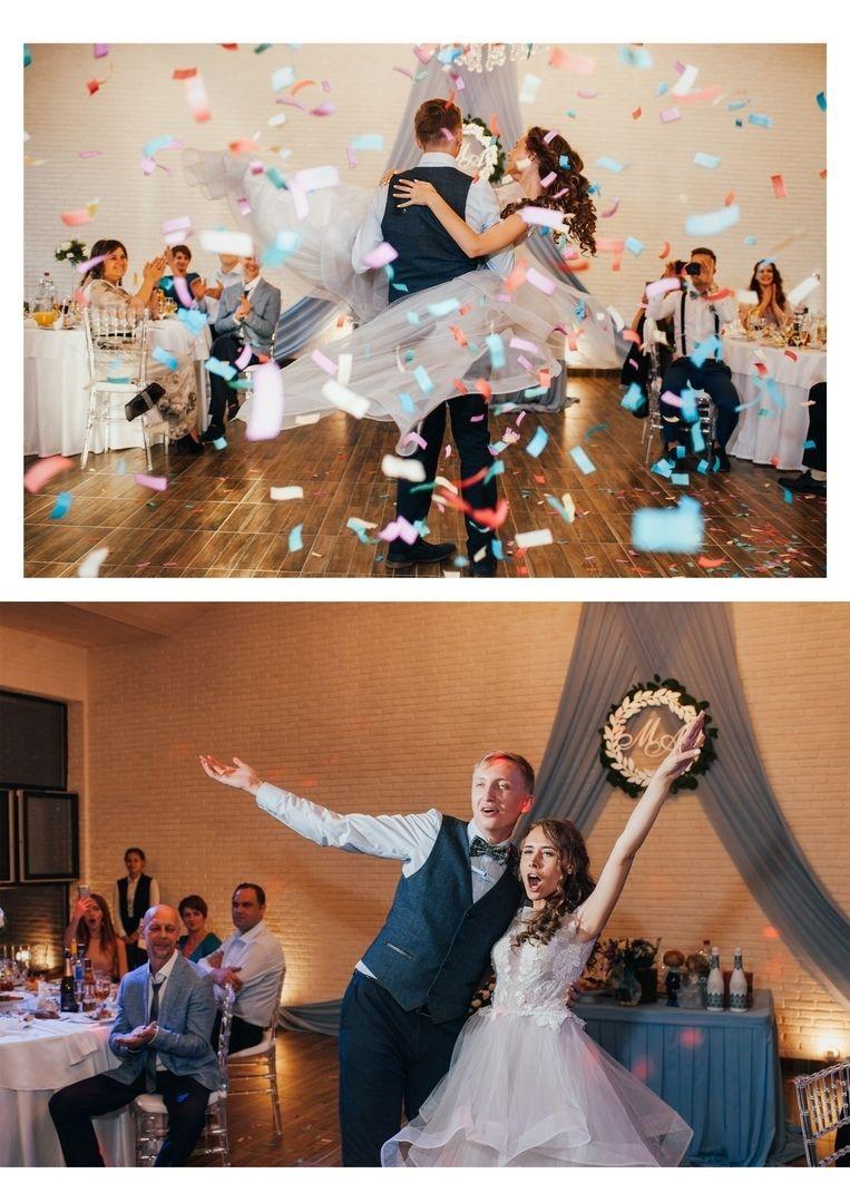 Наши счастливые молодожены - фото 18377220 Студия свадебного декора Victoriaevents