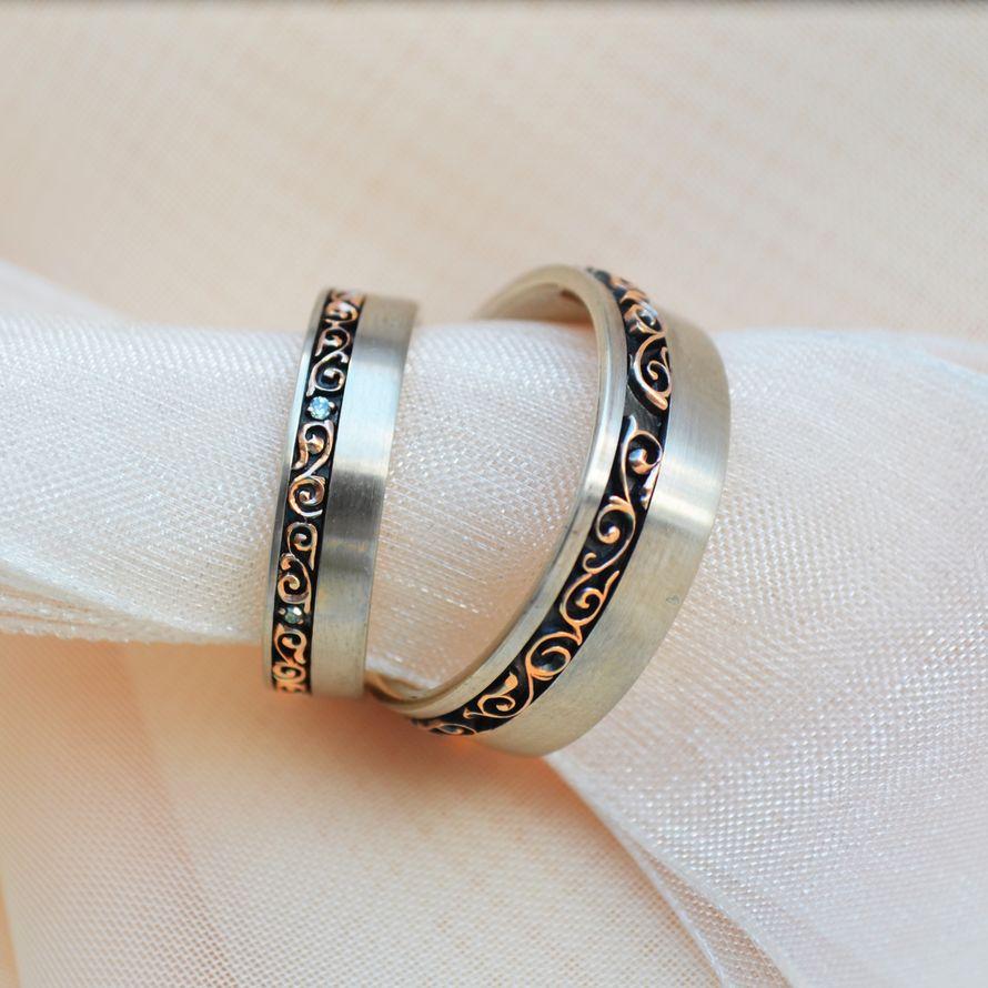 Фото 18326704 в коллекции Обручальные кольца - Кирилл Спрыгин - ювелир