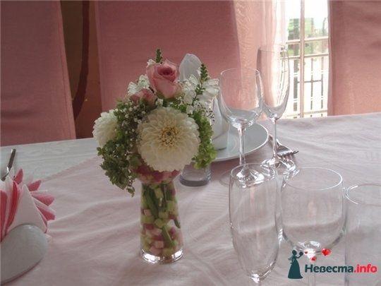 Фото 88264 в коллекции Оформление свадебного стола - Подружка невесты - свадебный организатор и распорядитель