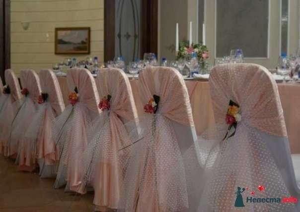 Фото 88267 в коллекции Оформление свадебного стола - Подружка невесты - свадебный организатор и распорядитель
