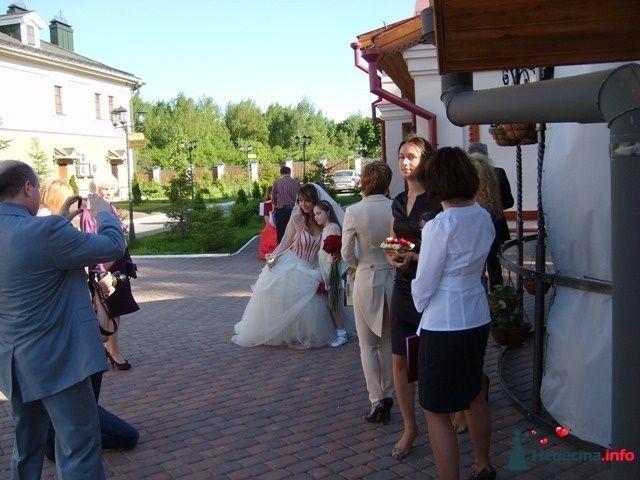 Фото 101810 в коллекции Свадьба в Суздале 20.05.2010 - Подружка невесты - свадебный организатор и распорядитель