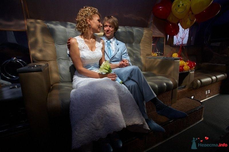В свадебном автобусе - фото 103998 Подружка невесты - свадебный организатор и распорядитель