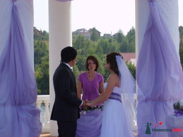 Фото 125939 в коллекции Выездная регистрация в Белом Береге. Свадьба Натальи (LoVe To Be BriDe) и Дмитрия 25.07.2010  - Подружка невесты - свадебный организатор и распорядитель