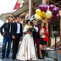 Свадебная фотосессия в Баганашиле