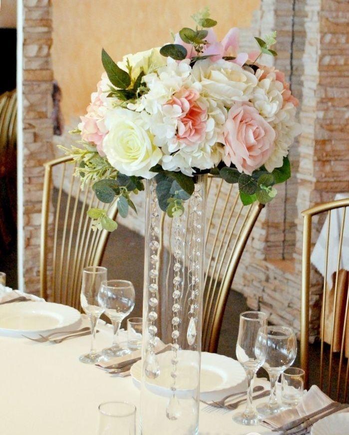 Композиция на столы для гостей