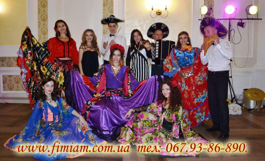 """ресторан Мрія - фото 15789298 Шоу-балет """"Fimiam"""""""