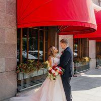 Организация свадьбы в отеле