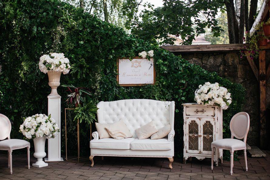 Организация свадьбы в загородном клубе