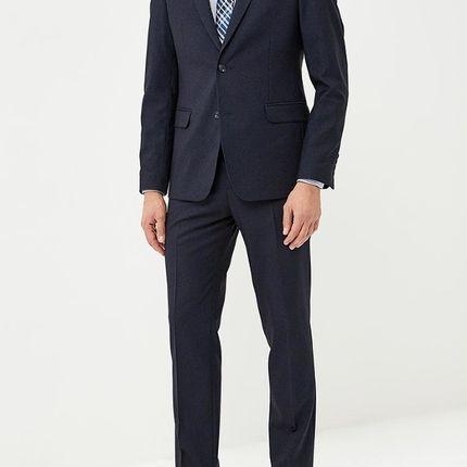 Мужской костюм темно синий