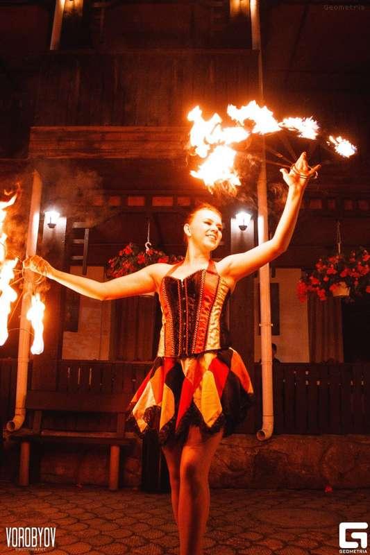 Фото 18525922 в коллекции Огненное шоу - Chameleon Show Group - шоу-программа