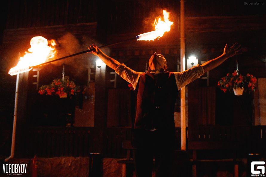 Огненно шоу - Музыка балкан