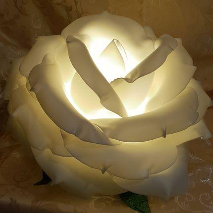 Цветы - светильники в аренду