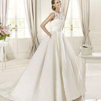 Свадебное платье бренда Pronovias ,  в наличии в нашем салоне!
