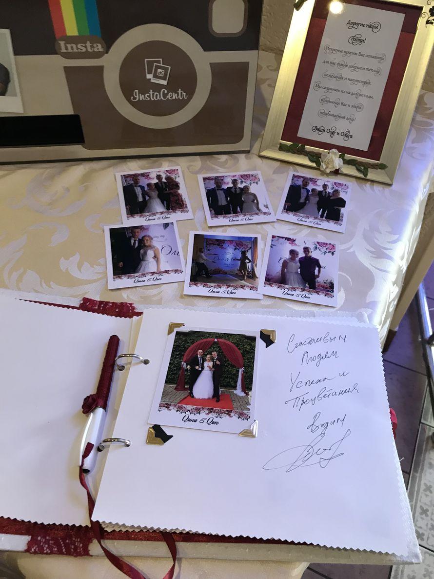 Фото 18617868 в коллекции Моментальные фото на свадьбе - Инстапринтер ННов - аренда оборудования