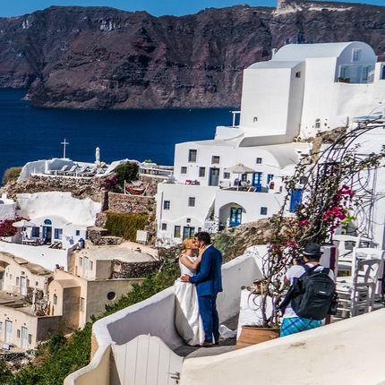 Организация церемонии в Греции