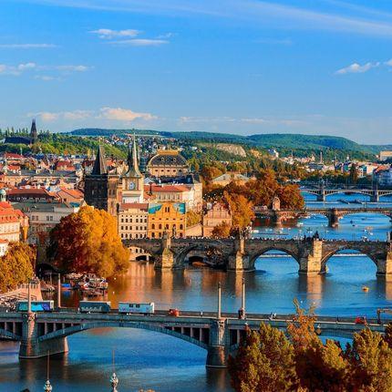 Организация медового месяца в Чехии